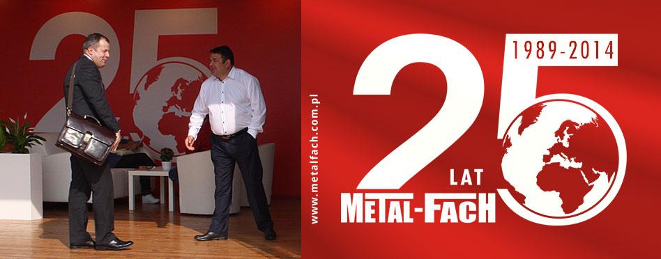 25-lecie firmy Metal-Fach