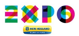 New Holland na EXPO 2015