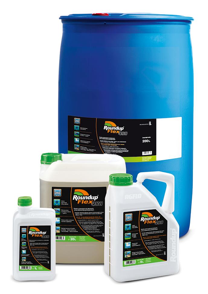 Roundup Flex 480 – najnowszej generacji herbicyd wkrótce zadebiutuje na rynku