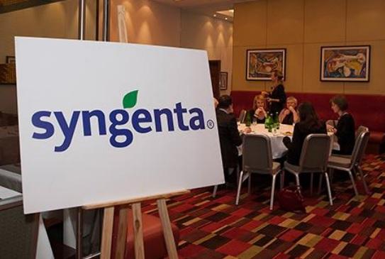 Zima z firmą Syngenta