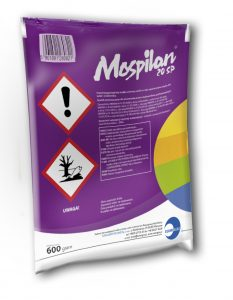 Mospilan20 SP − insektycyd korzyści