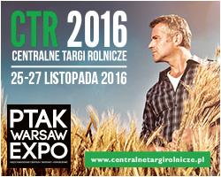 Centralne Targi Rolnicze – CTR 2016