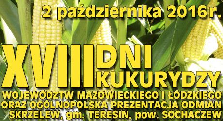XVIII Dni Kukurydzy – Skrzelew 2016