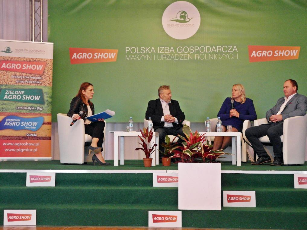 AGRO DEBATA – System ubezpieczeń rolniczych – korzyści czy straty?