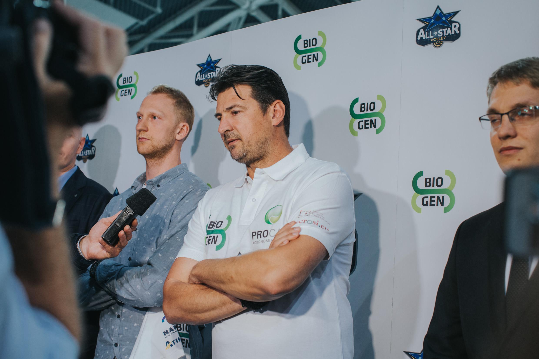 ALLStar Volley Show w Łodzi