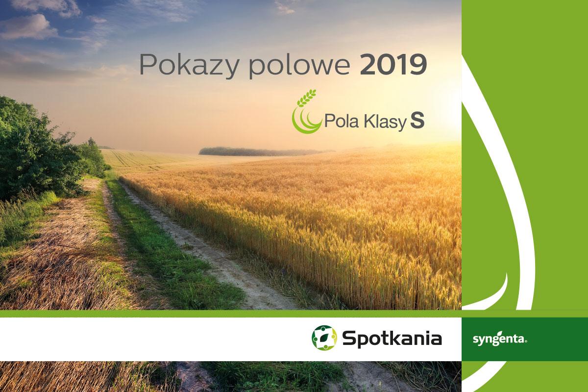 Dni Pola firmy Syngenta POLA KLASY S 2019 – Zaproszenie