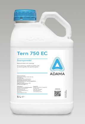 Rozszerzona rejestracja fungicydu Tern 750 EC