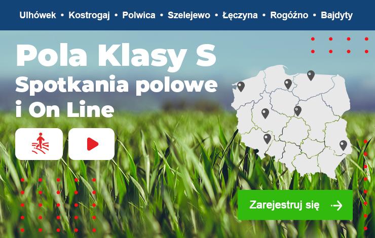 Pola Klasy S wracają!
